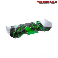 HobbyTech - Aileron lexan BX8SL Runner Vert  - CA-273