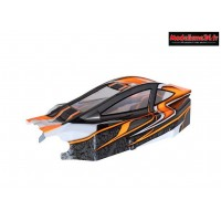 HOBBYTECH Carrosserie BX8SL Runner orange : CA-272