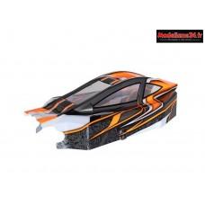 HOBBYTECH Carrosserie BX8SL Runner orange : CA-272