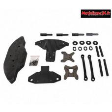 HobbyTech - Kit de transformation Rally pour BX8 / DB8SL - REV-SLOP07