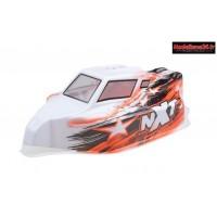 Hobbytech Carrosserie Pit Bull Spirit NXT GP Orange prepeinte : CA-284