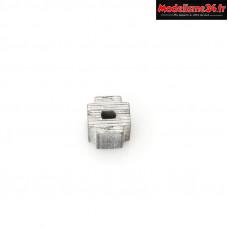 Hobbytech - Bloque differentiel avant/arrière CRX (1 pièce) - CRX-002
