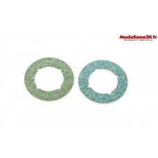 Hobbytech - Garnitures de slipper CRX (x2) - CRX-025