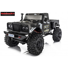 Hobbytech - Crawler CRX SURVIVAL RTR : CRX.RTR