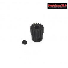 Hobbytech Pignion 15 Dents pour moteur 1/10eme 48dp - HT-560155