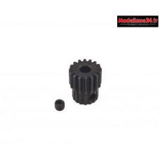 Hobbytech Pignion 16 Dents pour moteur 1/10eme 48dp - HT-560156