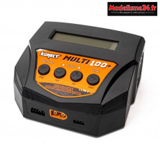 Chargeur AC / DC 100W Multi-Fonctions charge / decharge equilibreur - KN-MULTI100-PLUS