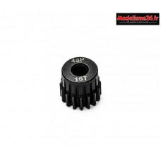 Konect - Pignon moteur 48dp ø3,175mm 16 dents en acier : KN-184216