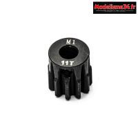 Konect - Pignon moteur M1 ø5mm 11 dents en acier : KN-180111