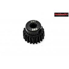 Konect - Pignon moteur 48dp ø3,175mm 20 dents en acier : KN-184220