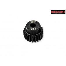 Konect - Pignon moteur 48dp ø3,175mm 21 dents en acier : KN-184221