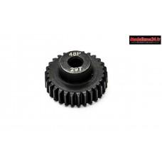 Konect - Pignon moteur 48dp ø3,175mm 29 dents en acier : KN-184229