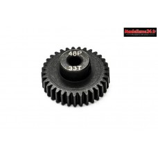 Konect - Pignon moteur 48dp ø3,175mm 33 dents en acier : KN-184233