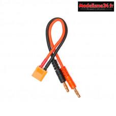 Câble de charge prise XT60 : KN-130054