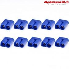 Konect-Prises type EC5 male (10) - KN-130320-10M