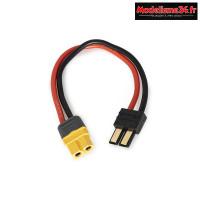 Adaptateur de charge TRX/XT60 : KN-130022
