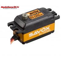 Servo rabaissé SAVOX DIGITAL 9kg-0.09s - SX-SC-1251MG