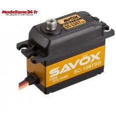 Servo Standard SAVOX DIGITAL 21kg 7.4V - SX-SC-1267SG