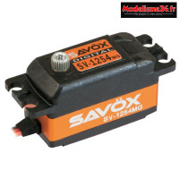 Servo Low Profil SAVOX DIGITAL 7.4V 15kg-0.085s - SX-SV-1254MG