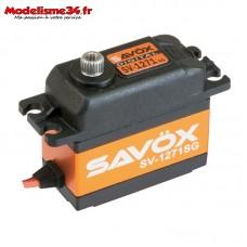 Servo Standard SAVOX 7.4V DIGITAL 25kg 0.08s -SX-SV-1271SG