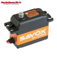 Servo Standard SAVOX 7.4V DIGITAL 30kg 0.10s -SX-SV-1272SG