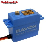 Servo Standard Waterproof DIGITAL 6V 15kg/0.17s -SX-SW-0231MG