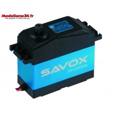 Servo 1/5eme WP SAVOX DIGITAL 35kg / 0,15sec. 7.4V -SX-SW-0240MG