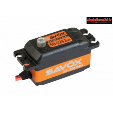Servo Low Profil SAVOX DIGITAL 10kg / 0,076sec. 6V - SX-SB-2263MG