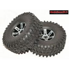 Pneus et jantes alu crawler 1.9 top qualité Rocks Tyre ( 2 ) : m530