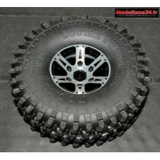 Jantes alu et pneus crawler 1.9 top qualité ( 2 ) : M530
