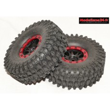 Pneus et jantes crawler 1.9 avec pneus Rocks Tyre ( 2 ) : m531