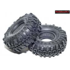 Pneus crawler Rocks Tyre 114/40 ( 2 ) : m544