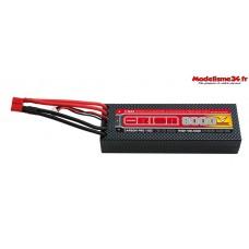 Batterie Lipo 2s carbon pro V-max 8000-110C (7.6V)/Deans- (335g) - ORI14073