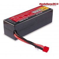 Batterie Lipo 4s carbon pro V-max 6500-110C (15.2V)/Deans- (540g) - ORI14077