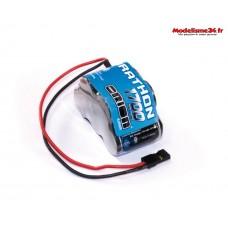 Batterie RX Marathon 1700mah - 6v Team Orion (3+2/prise JR) - ORI12244