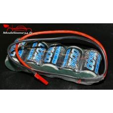 Batterie RX 6V-1600 MAh Team Orion (BEC) - ORI12240
