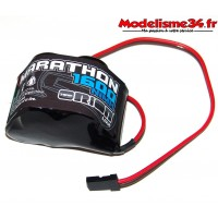 Batterie RX 6V-1600 MAh Team Orion (3+2/uni) - ORI12227