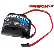 Batterie RX 6V-1600mah Team Orion (3+2/uni) - ORI12227
