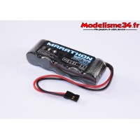 Batterie RX 6V-1600 MAh TEAM ORION (UNI) - ORI12228