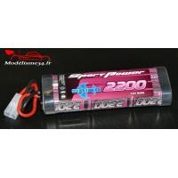 Batterie Sport Power Pack 2200 Team Orion (7.2V) : ORI10325E