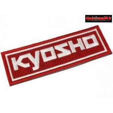 Kyosho Ecusson à broder 36x102 : 87012