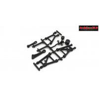 Kyosho Triangles de suspension TC Fazer 2.0 : FA551B
