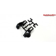 Kyosho Étriers avant inferno MP9-MP10 (2) - 17,5° - IFW468