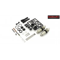 Kyosho Amortisseurs HD Coating Inferno MP10T (2) L=58 : IS215