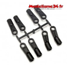Kyosho bras de suspension superieur MP10 : IF617