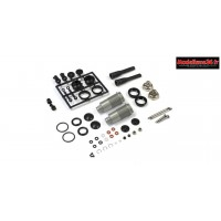 Kyosho Amortisseurs HD Coating Inferno MP9-MP10 (2) S=47 : IFW471