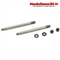 Kyosho Axes de piston avant Neo - MP10 (2) : IFW140-2
