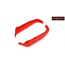 Kyosho Bavettes laterales Rouge MP10 : IFF005KR