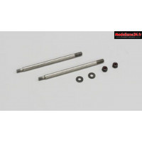 Kyosho Axes de piston arriere 63mm infreno Neo-TKI2-MP10 : IFW149-2