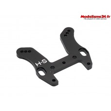 "Kyosho Support amortisseur avant inferno MP9 ""GUM METAL"" - IFW464GM"
